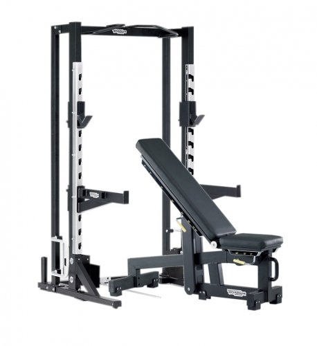 TECHNOGYM OLYMPIC HALF RACK