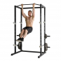 TUNTURI WT60 Cross Fit Rackcvik bicepsový zdvih