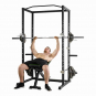 TUNTURI WT60 Cross Fit Rack bench
