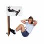 Opěrka nohou pod dveře na cvičení břicha TUNTURI obrázek