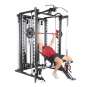 FINNLO MAXIMUM SCS Smith Cage System - cvik bench-press 2