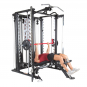 FINNLO MAXIMUM SCS Smith Cage System - cvik bench-press 3