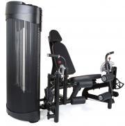 Posilovací stroj na nohy FINNLO MAXIMUM Dual Seated Leg Ext. / Curl