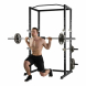TUNTURI WT60 CROSS FIT RACK výpady